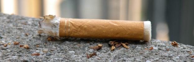 Addio sigarette!